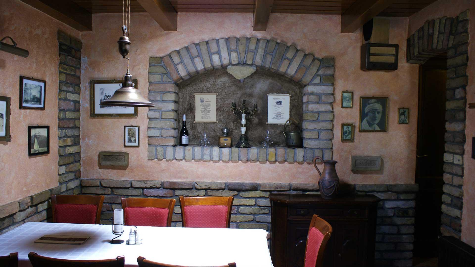 Anno Taverna étterem rendezvény helyszín