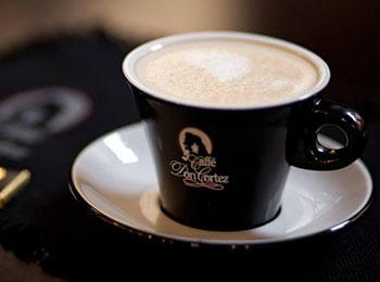 Anno Taverna étterem finom kávé