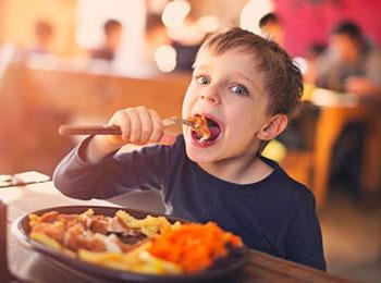Anno Taverna étterem Gyerekbarát étterem